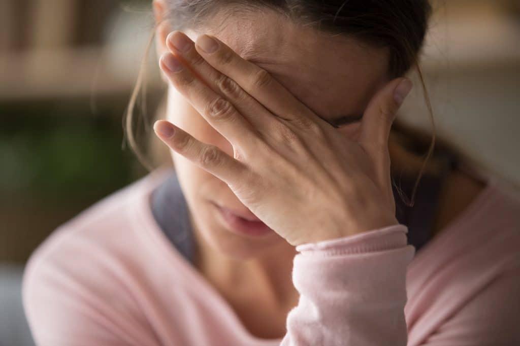 Mulher vítima de danos morais