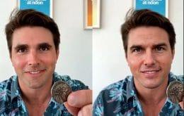 Criador de deepfakes com Tom Cruise diz que tecnologia de falsificação ainda engatinha