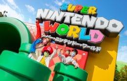 Parque Super Nintendo World é inaugurado no Japão