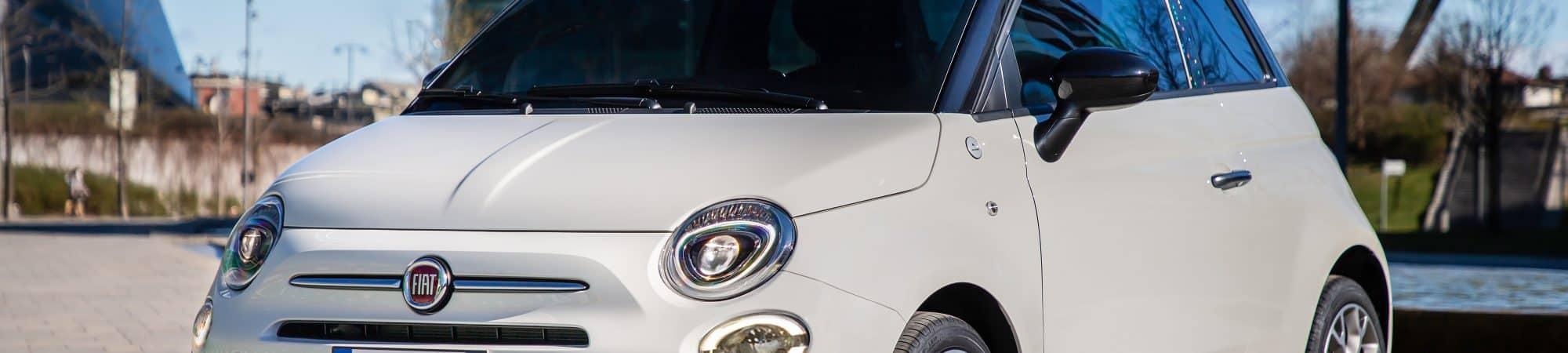 Fiat 500 Hey Google. Imagem: Fiat/Divulgação