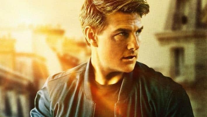 Foto promocional do novo filme 'Missão: Impossível 7'; franquia é estrelada por Tom Cruise