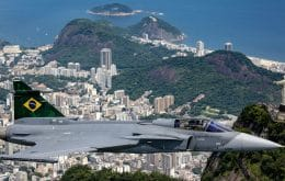 Gripen-E: novo caça da FAB já faz voos supersônicos no Brasil