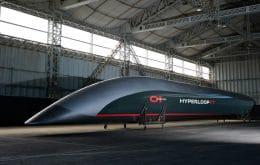 Hyperloop: primeiro design para sistema em escala comercial é revelado