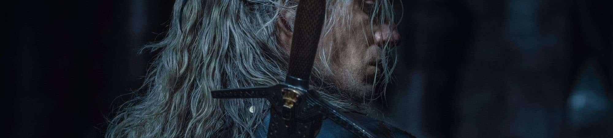 Witchercon: Imagem promocional da segunda temporada de The Witcher; Henry Cavill interpreta Geralt. Imagem: Netflix/Divulgação