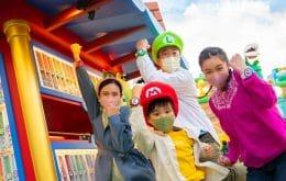 Parque temático da Nintendo tem 'Mario Kart' atualizável: entenda