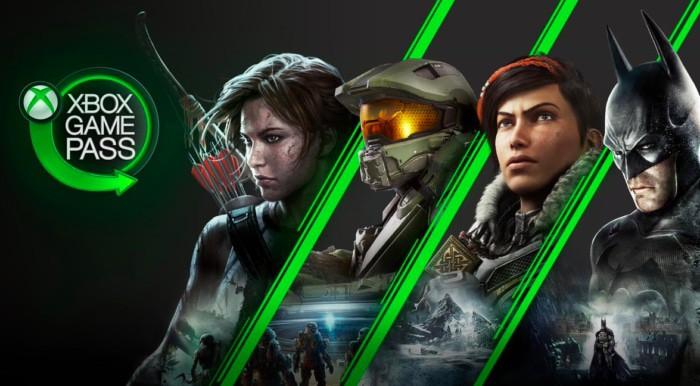 Jogos de destaque presentes no Xbox Game Pass. Imagem: Microsoft/Divulgação