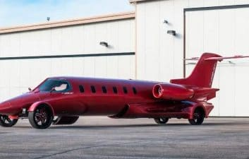 'Learmousine': plane that became a limo can be yours for $ 5 million