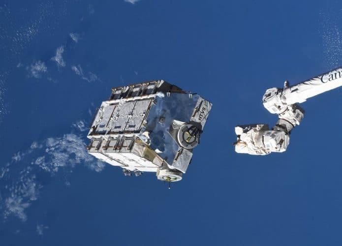 Climate change worsens space debris