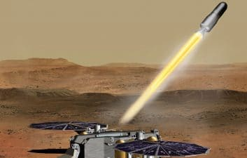 Northrop Grumman Wins Contract to Bring Samples of Mars to Earth