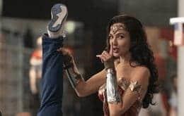 'Mulher-Maravilha 1984': Warner divulga vídeo com erros de gravação