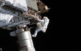 Taikonauts terminan de montar el brazo robótico de la estación espacial china