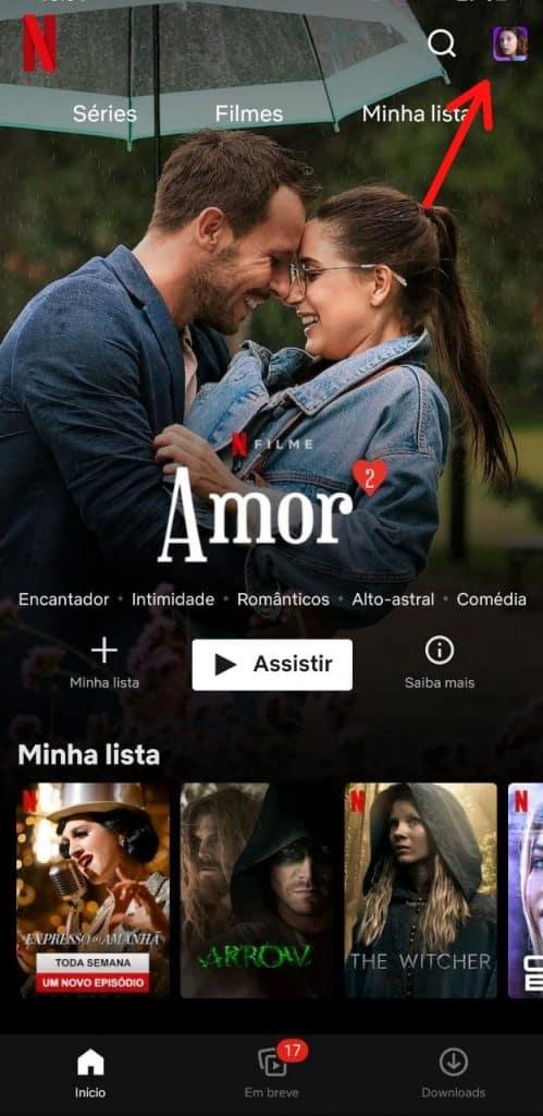 Print da Netflix