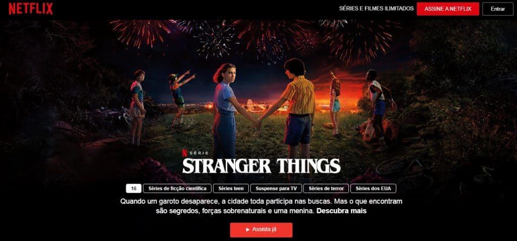 Saiba como assistir Netflix de graça. Imagem: Olhar Digital