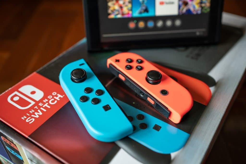 Nintendo Switch. Image: Wachiwit / Shutterstock.com