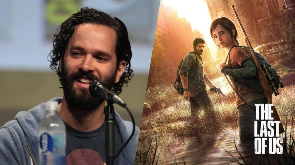 O criador e diretor dos jogos de The Last of Us, Neil Druckmann, é produtor da série na HBO. Imagem: Comic-Con International: San Diego/Reprodução