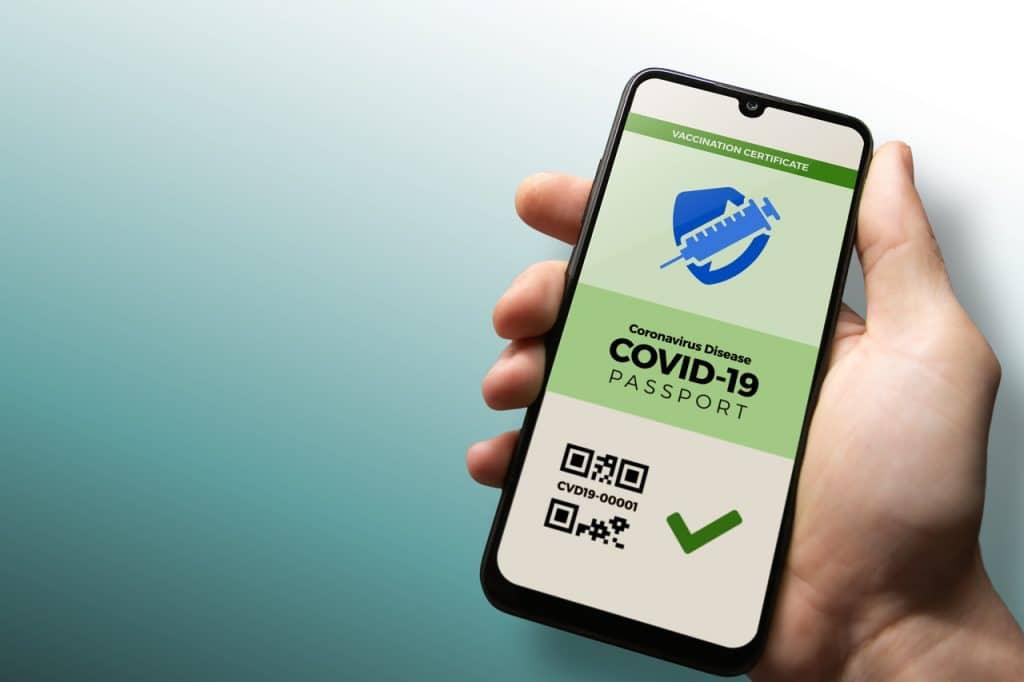 Credencial digital de vacinado contra a Covid-19