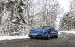 Porsche prepara recall mundial de modelo elétrico por falha em software