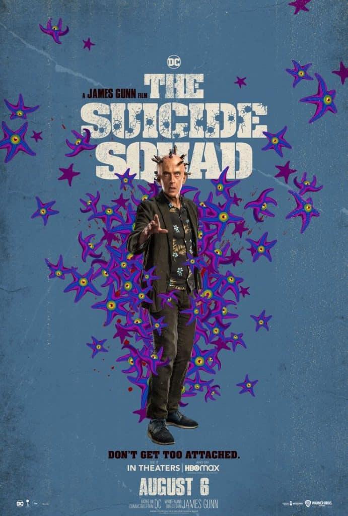 Peter Capaldi, como o Pensador. Imagem: Warner Bros/Divulgação