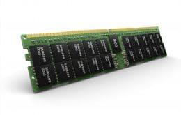 Samsung apresenta módulo de memória RAM DDR5 de 512 GB