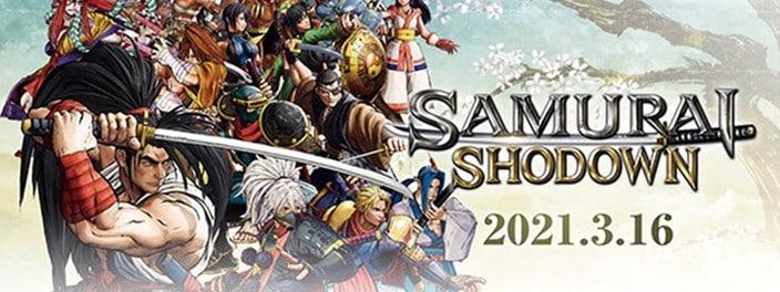 'Samurai Shodown' chega ao Xbox Series X S com update grátis e 120 fps. Imagem: SNK/Divulgação