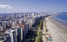 Imunização em Santos, em SP, já atinge o triplo da média nacional