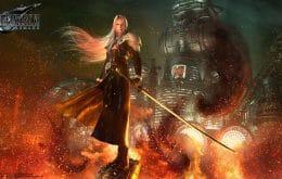 'Final Fantasy VII Remake' já pode ser baixado de graça pela PS Plus