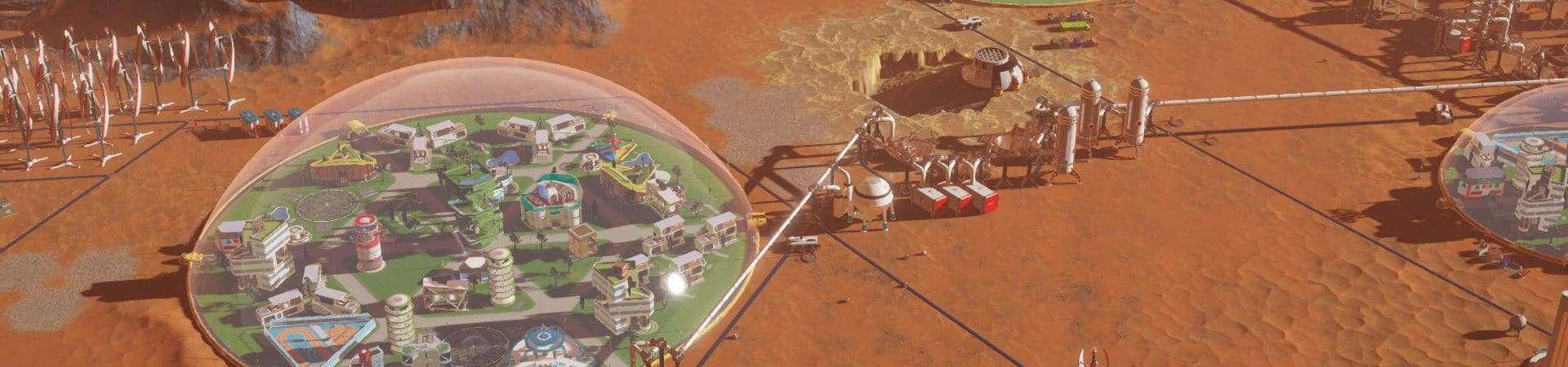 Surviving Mars é jogo grátis da semana na Epic Game Store