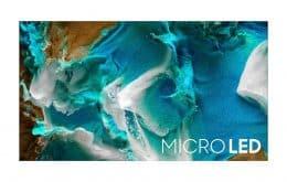 Samsung traz tecnologia MicroLED ao mercado na linha 2021 de TVs e monitores
