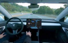 Mujer afirma que un bebé de 10 meses compró el software independiente de Tesla por $ 10