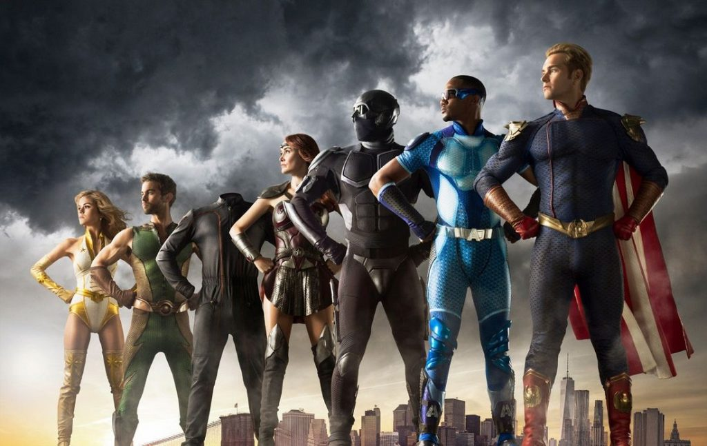 'The Boys', la serie de superhéroes de Amazon, se renueva para la tercera temporada