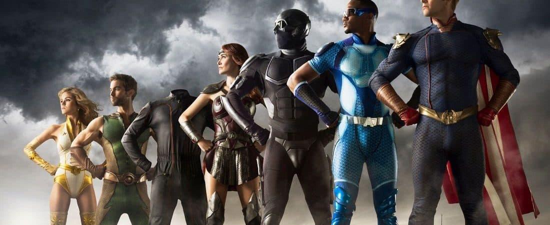'The Boys', série de super-heróis da Amazon, é renovada para terceira temporada