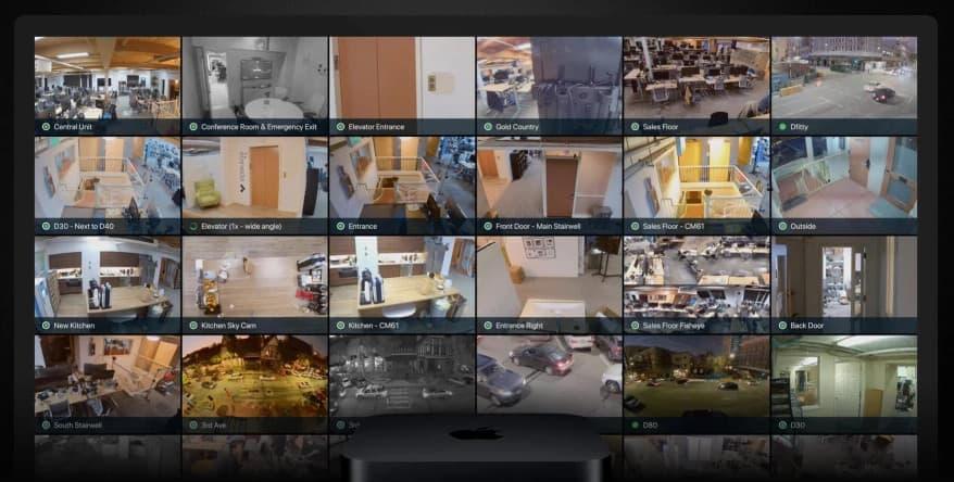 Verkada Viewing Station permite gerenciar imagens de até 36 câmeras em um só local