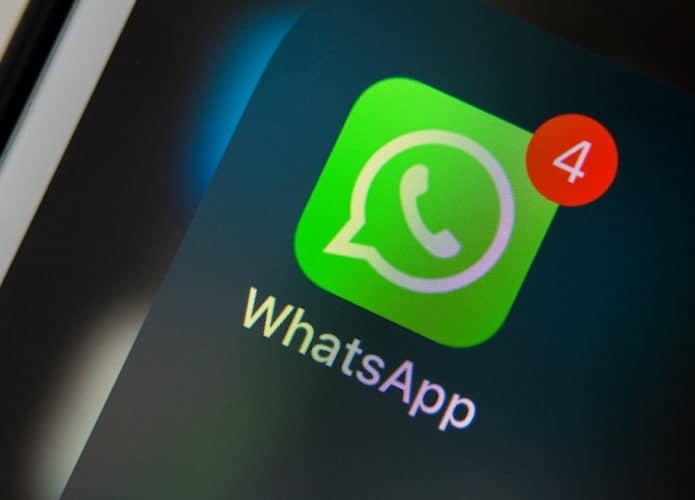 Logo do app WhatsApp