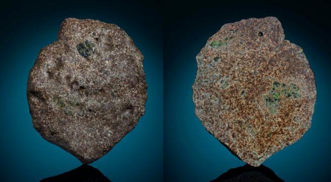 Meteorito que caiu no Saara é mais velho que a Terra Imagem: Maine Mineral and Gem Museum/Darryl Pitt
