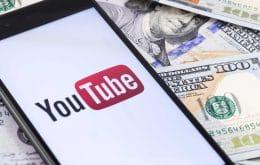 YouTube muda regras e canais de fora dos EUA serão tributados; entenda