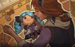 Gwen: la nueva campeona de 'League of Legends' es una muñeca encantada