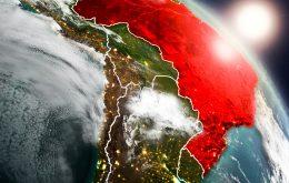 Brasil puede ser clasificado como zona roja y aislado del resto del mundo