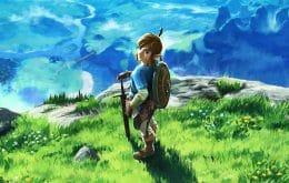 Homem é preso no Japão por vender saves modificados de 'Zelda'