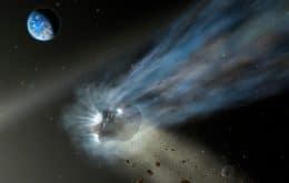 Astrônomos descobrem o maior cometa registrado até hoje no nosso sistema solar