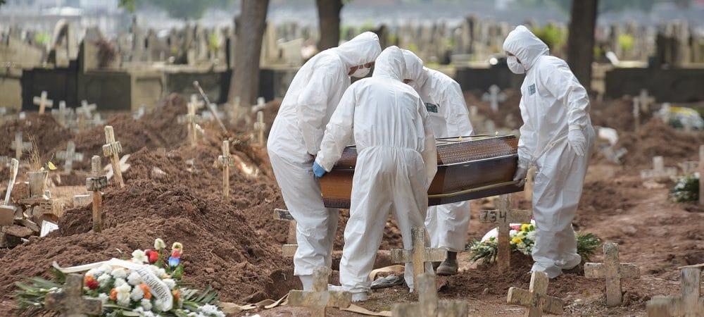 covid-19 brasil mortes