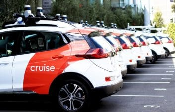 Driverless: Dubai wants 20% of city taxis to be autonomous vehicles by 2030