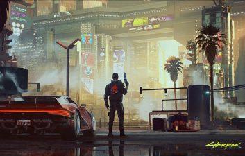 Elon Musk reclama de falta de carros autônomos em 'Cyberpunk 2077'