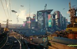 'Cyberpunk 2077' lidera vendas no PS4 em junho