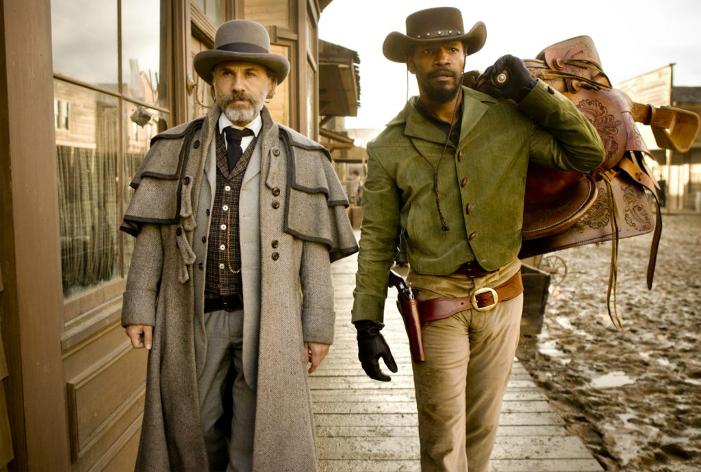 'Django Livre'. Imagem: Sony Pictures/Divulgação