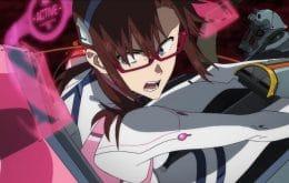 'Evangelion': 12 minutos do próximo filme serão liberados no YouTube
