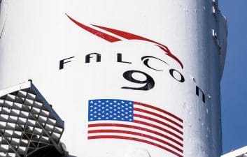 SpaceX breaks record and launches Falcon 9 rocket for the ninth time with 60 satellites
