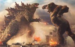'Godzilla vs Kong' bate recorde e estreia com a maior bilheteria da pandemia