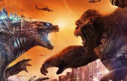 Ainda nos cinemas, 'Godzilla vs Kong' chega às plataformas digitais; saiba onde assistir