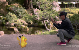 'Pokémon Go' em realidade aumentada: Niantic quer levar game ao HoloLens 2