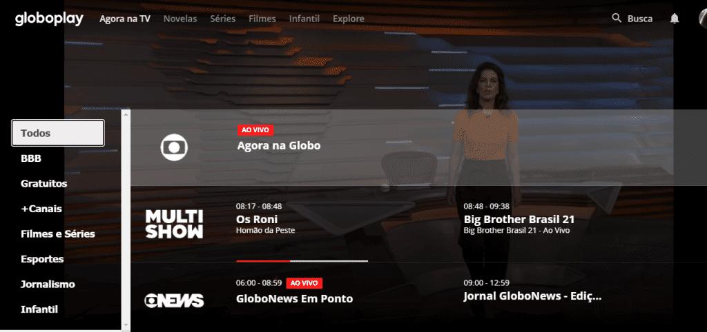 ver el mundo en vivo en globoplay